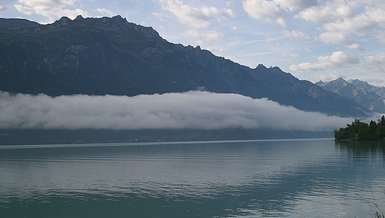 Lake Brienz Switzerland