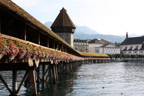 Lucerne swiss travel guide