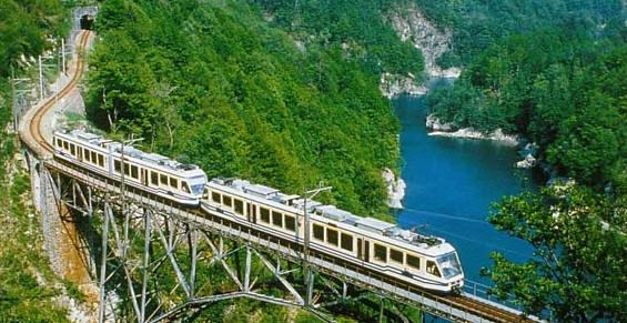 Romantic Route Express Swiss route