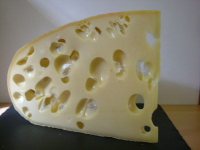 Swiss Famous Things Swiss Cheese